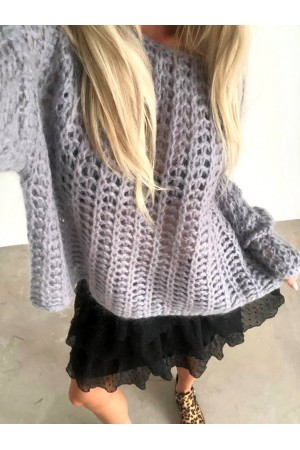 Mynte Cool Knit - Grey