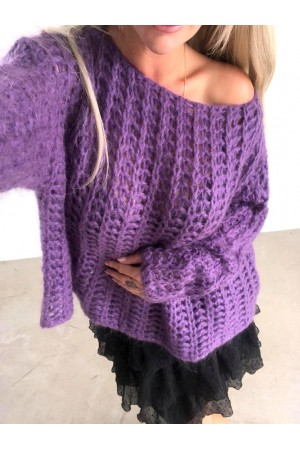 Mynte Cool Knit - Purple