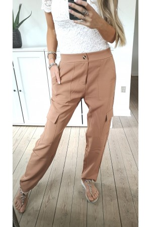 Sia Cool Pants - Camel