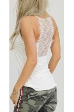 Maloua Top - White