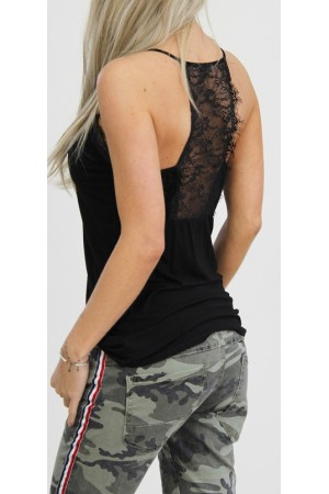 Maloua Top - Black