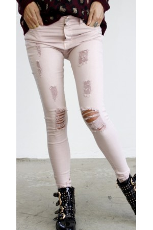 Cimoa Pants - Rose