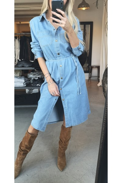 Simona Denim Dress