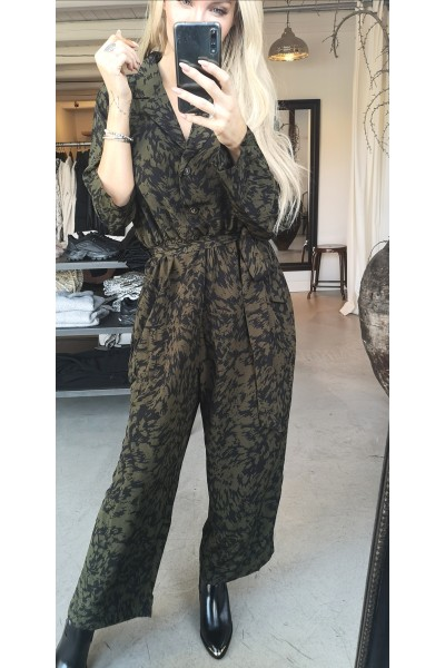 Bell Loose Jumpsuit