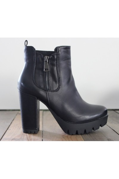 Jess Cool Boots - Black