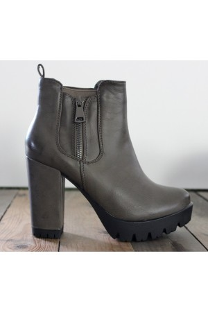 Jess Cool Boots - Grey