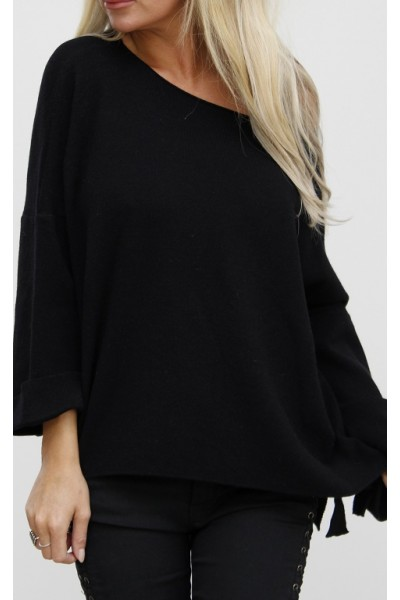 Lucia Knit - Black