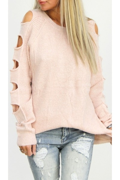 Mossi Knit - Rose