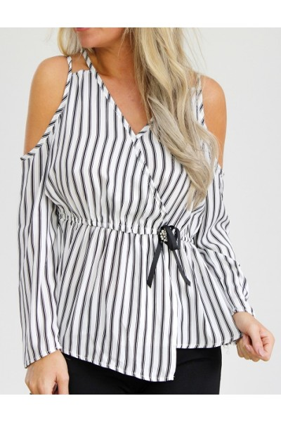 Neum Stripe Shirt