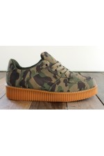 Maki Sneakers - Army