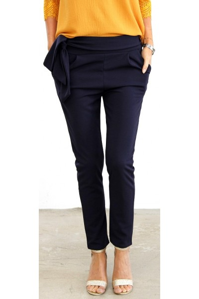 Miri Soft Pants - Marine