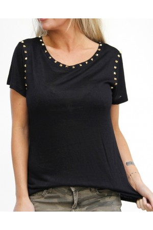 Hollie Stud T-Shirt