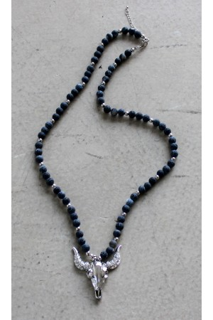 Miosa Cool Necklace - Dark
