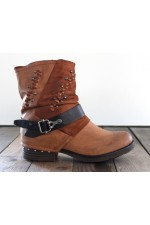 Sirma Rock Boots - Brown