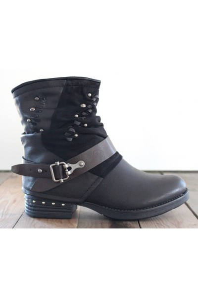 Sirma Rock Boots - Black
