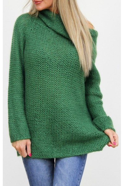 Libi Knit - Green