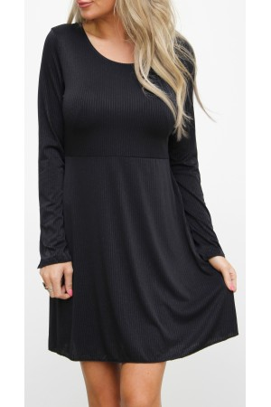 Sinka Dress - Black