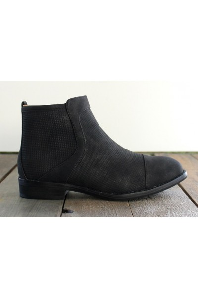 Nyma Dirty Boots - Black