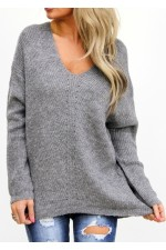 Roline Knit - Grey