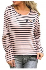 Ally Stripe Shirt