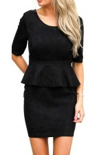 Myra Dress - Black