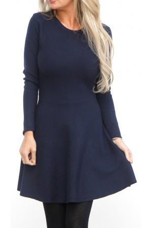Wiledi Dress - Marine