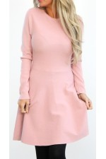 Wiledi Dress - Rose