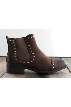 Covana Boots - Brown