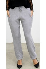 Plensa Jogging Pants - Grey