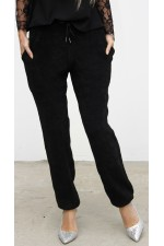 Plensa Jogging Pants - Black