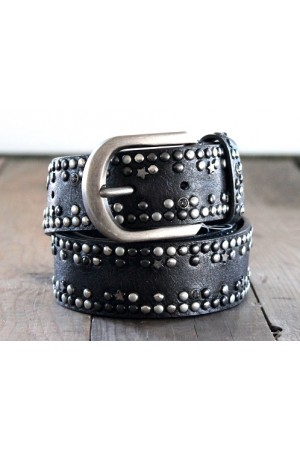 Amina Belt - Black