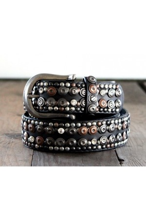 Mimbo Belt - Black