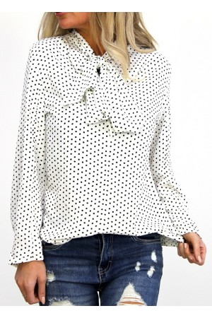 Melba Dot Shirt