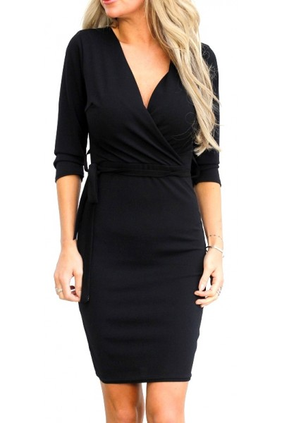 Minco Dress - Black