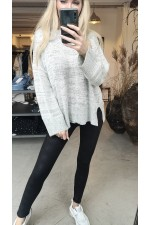 Bella Oversize Knit - Light