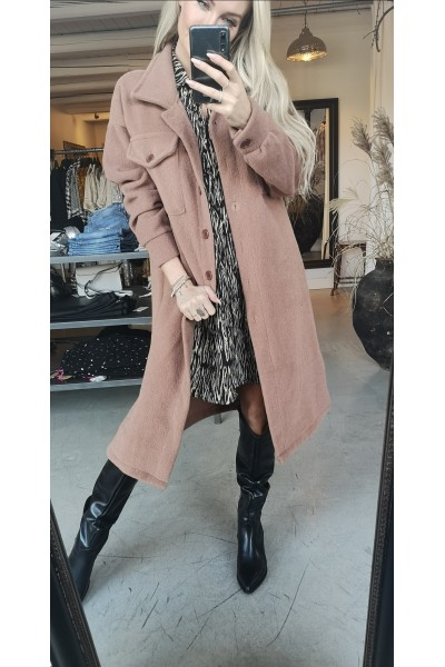 Buca Soft Long Jacket