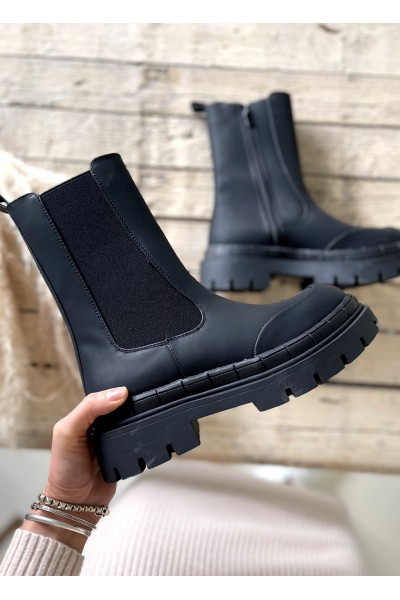 Karly Cool Boots - Black