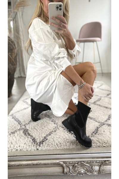 The Packet - Cleva Long Shirt + Melia Cool Boots