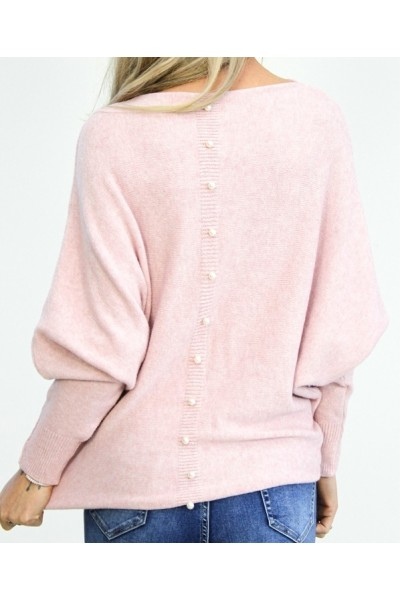 Mass Soft Knit - Rose