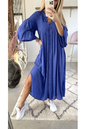 Iben Beauty Dress - Blue