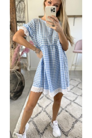 Philina Sweet Dress - Blue
