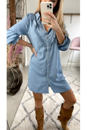 Minea Denim Dress