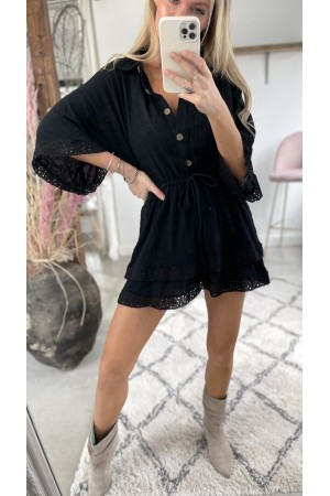 Josefine Tunic - Black