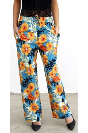 Florina Flower Pants