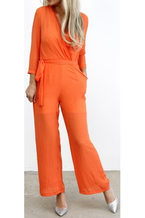 Inka Jumpsuit - Orange