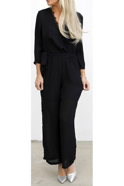 Inka Jumpsuit - Black