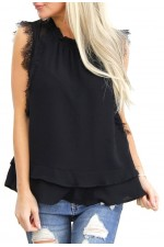 Eldora Fine Top - Black