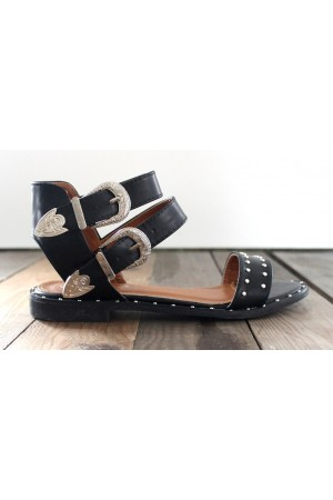 Tilly Sandal - Black