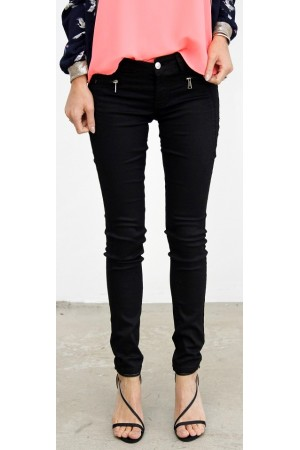 Linka Black Pants