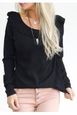 Adelina Soft Knit - Black